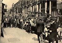 Historic Jewish East London