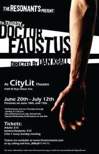 faustus as a tragedy