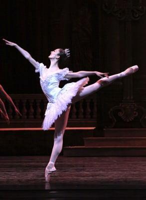 cinderella at the Joffrey ballet