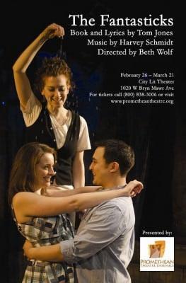 the fantasticks by promethean theatre ensemble