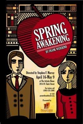spring awakening, promethean theatre