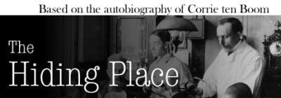 the hiding place, provision theatre