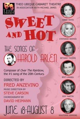 sweet & Hot - the songs of harold arlen