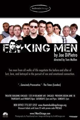 fucking men by joe dipietro chicago