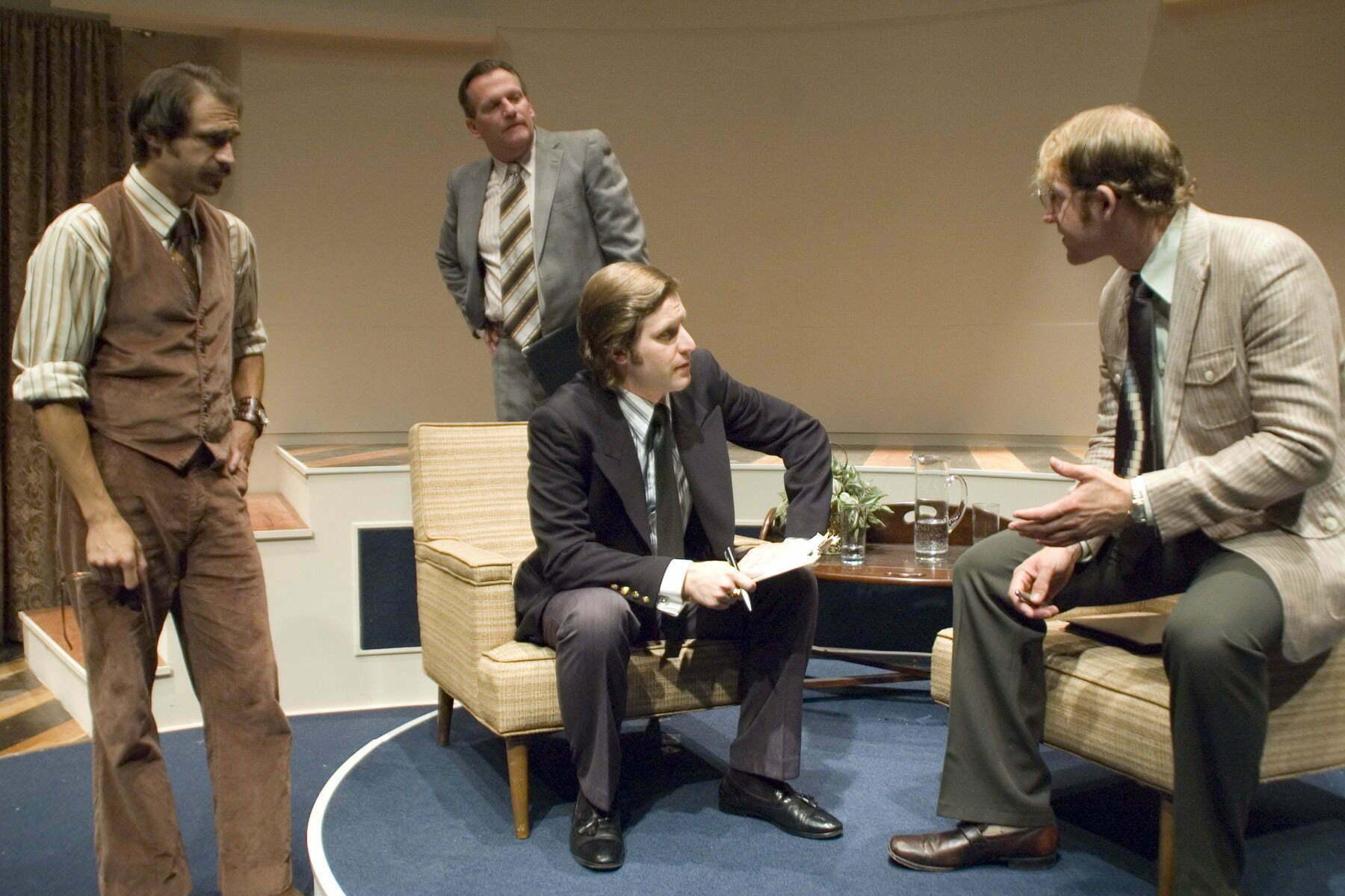 frostnixon theatre reviews
