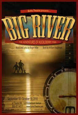 big river  at boho theatre
