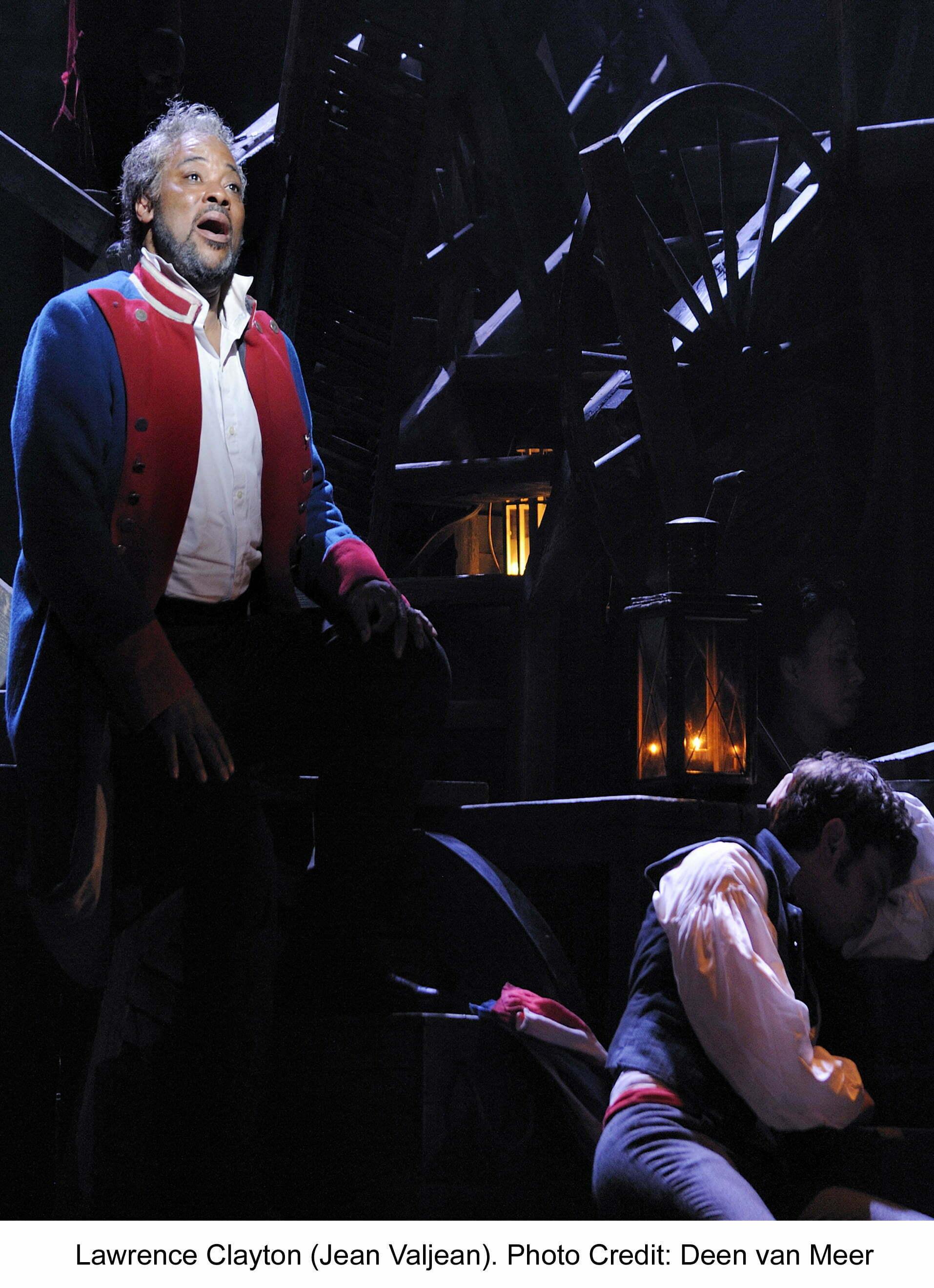 Bring Him Home les miserables national tour Theatre reviews