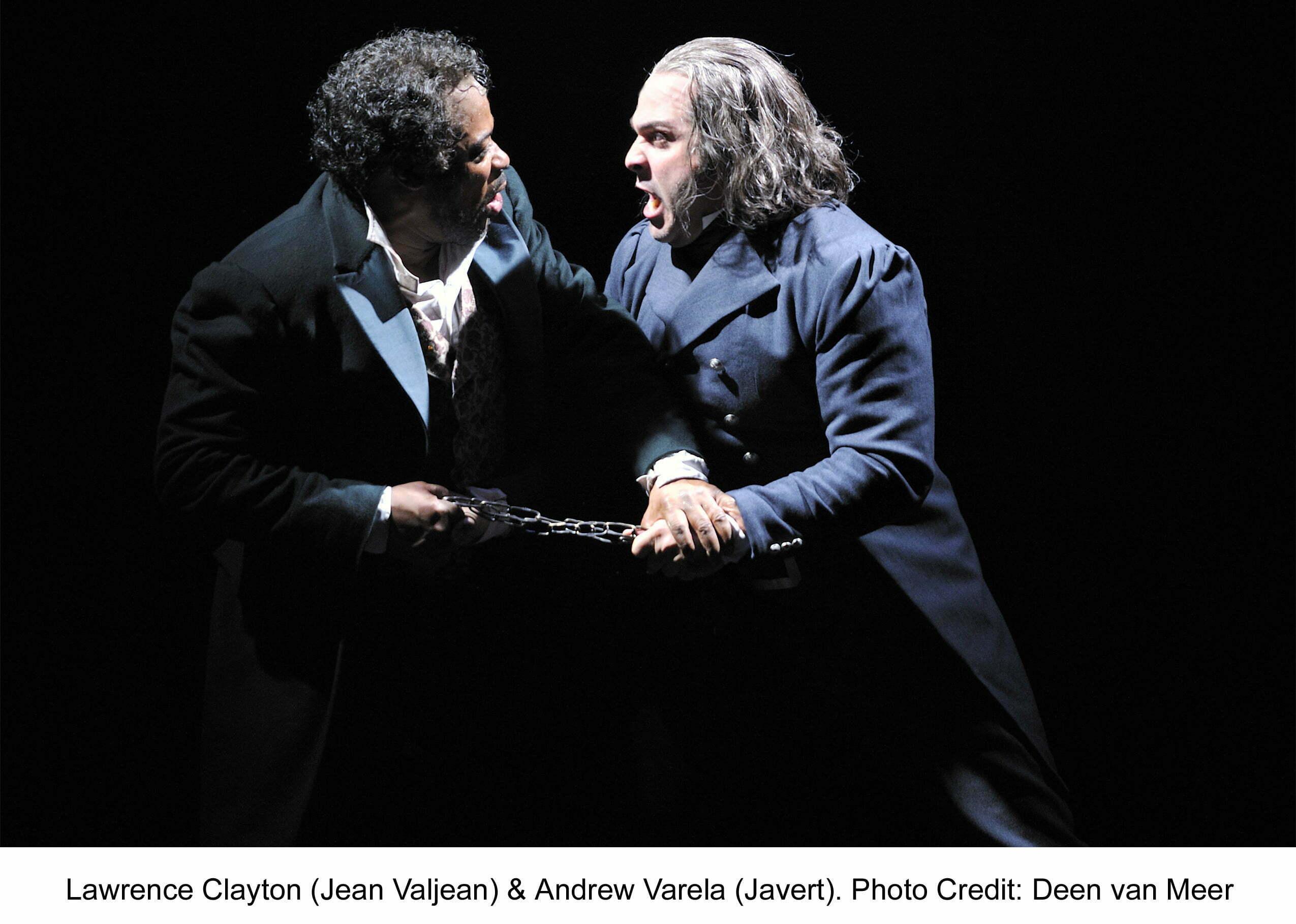 Les Miserables National Tour 2011 - Theatre reviews