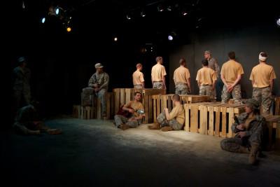 bury the dead by promethean theatre ensemble
