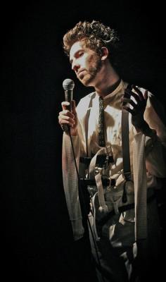 Eye Inside: The Rock-n-Roll Allegory of Vance Barrett Viaduct Theatre Chicago Illinois Austin Texas Biophiliac Productions