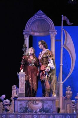 Ariadne auf Naxos at the Lyric Opera, Chicago