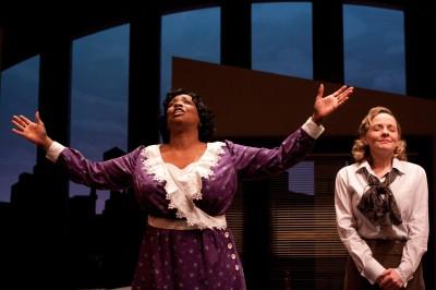 E. Faye Butler, Susie McMonagle, black pearl sings by Higgins