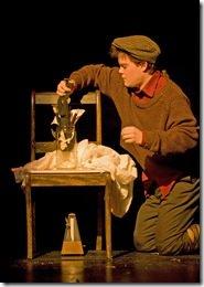 The Houdini Box musical