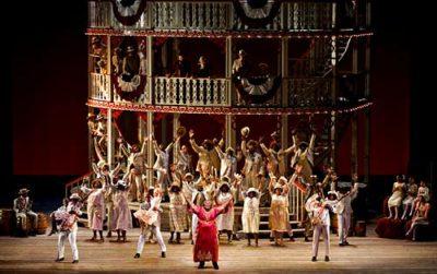 Show Boatat the Lyric Opera of Chicago
