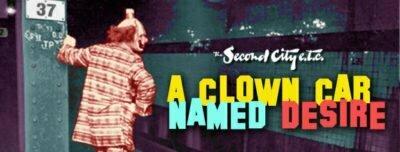clown logo