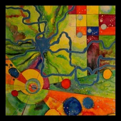 blue man group art winner 2013