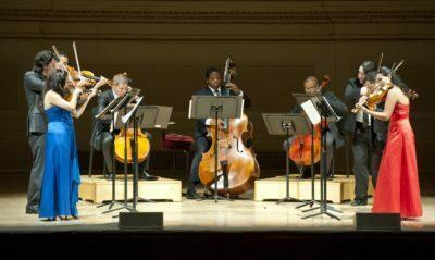 The SPHINX VIRTUOSI at Carnegie Hall 2011, PERFORMANCE