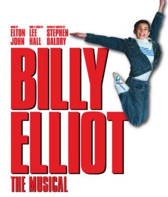 Nicholas Dantes as Billy Elliot. Promotional photos by Brett Beiner