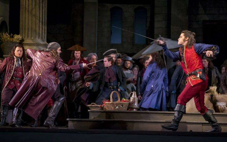 Roméo et Juliette...