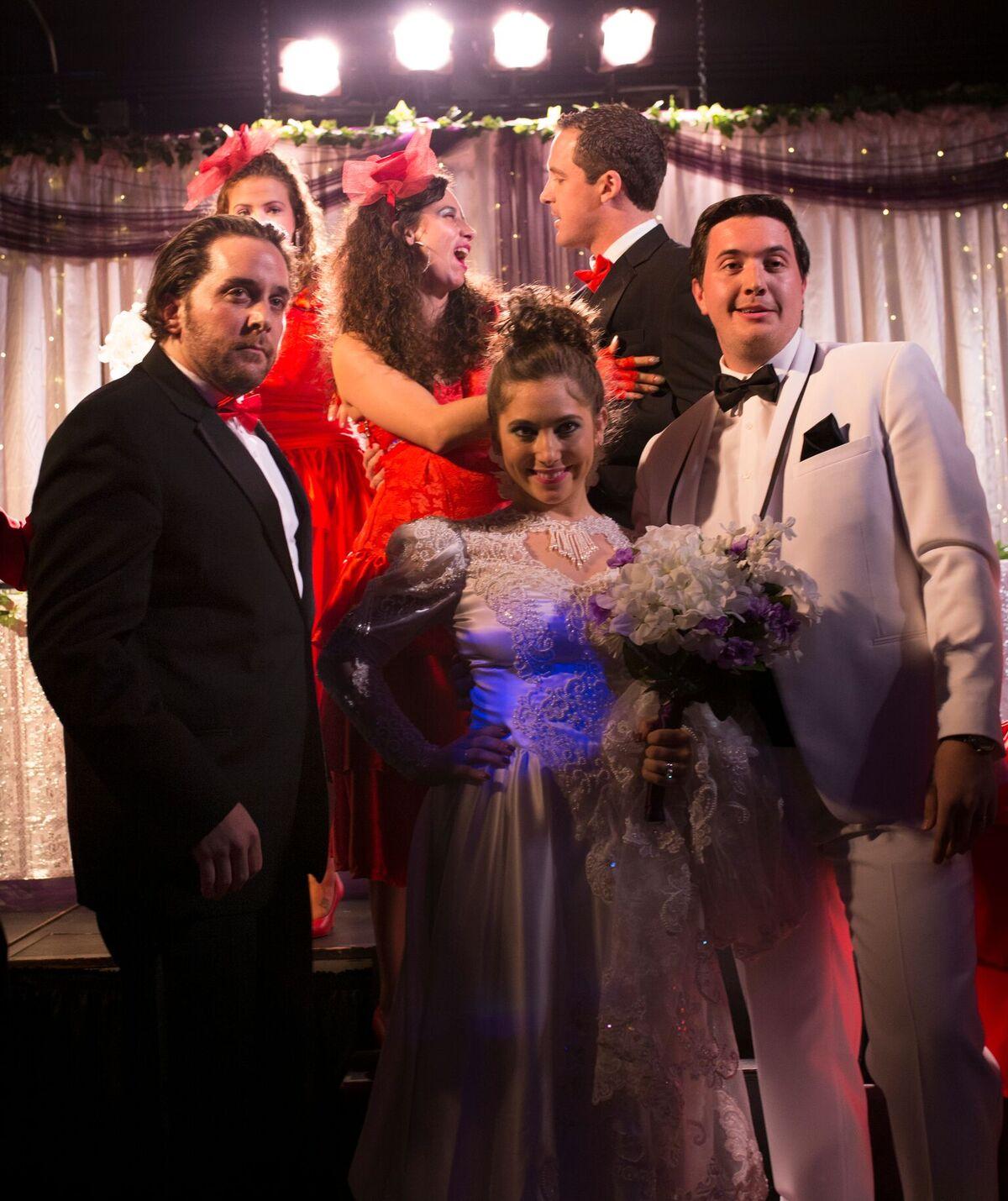 Tony n\' Tina\'s Wedding - Theatre reviews