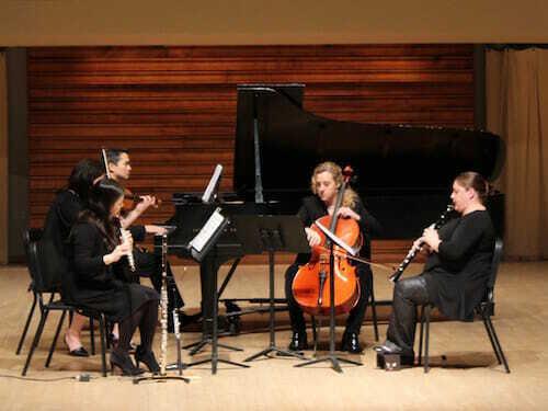 Virtuosity: Chamber Music with Picosa