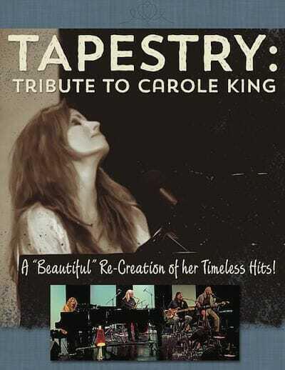 Carole King Tapestry Back